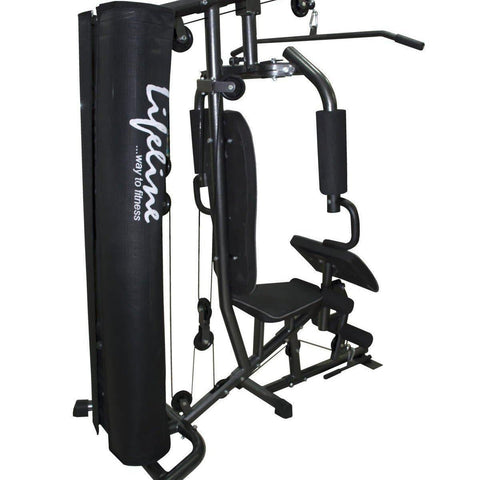 Image of Gym Equipment Set for Home Use - Lifeline HG005