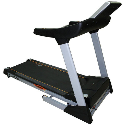 Image of Best Low Cost Commercial Treadmill - Lifeline LL 5500 Motorized Treadmill For Home Use