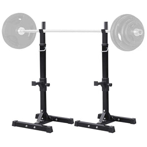 Viva Fitness X50 Adjustable Pair of Squat and Bench Press Stand