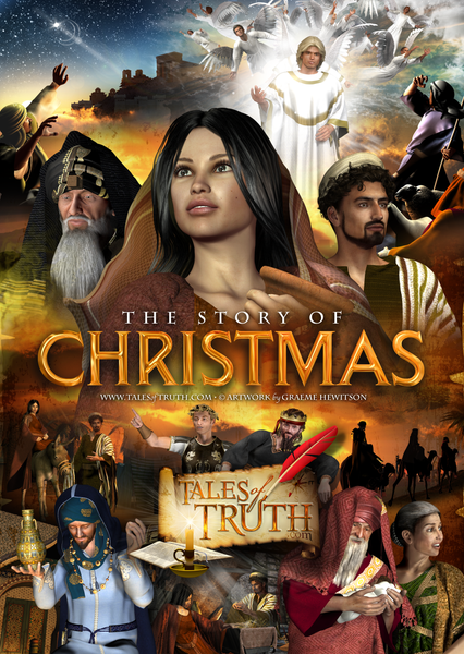 Tales of Truth Nativity Poster