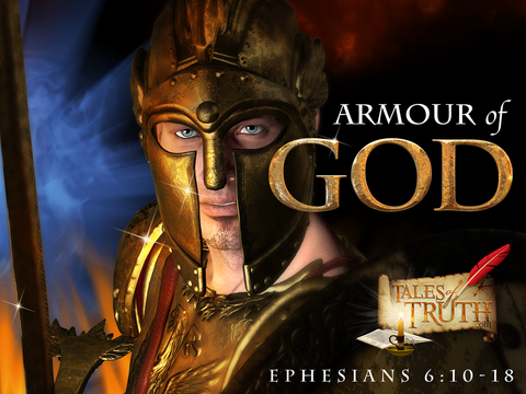 The Armour of God PowerPoint set
