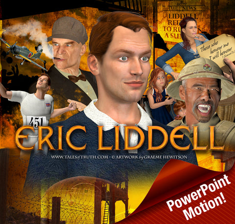 Eric Liddell PowerPoint Story
