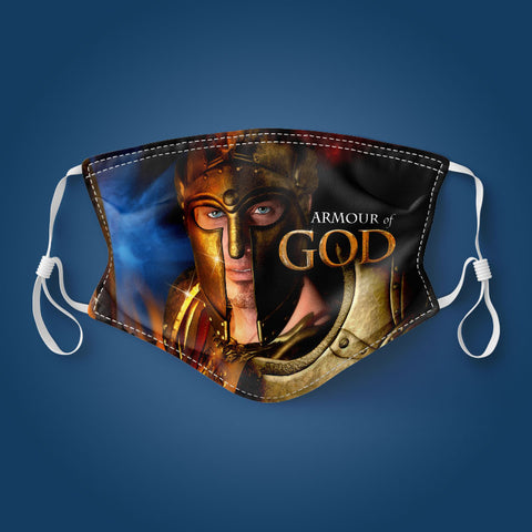 Armour of God FACE MASK