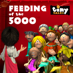 TINY TALES: Feeding of the 5000!