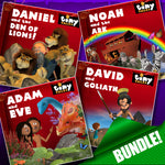 Tiny Tales NEW: 4 x DISCOUNT bundle!