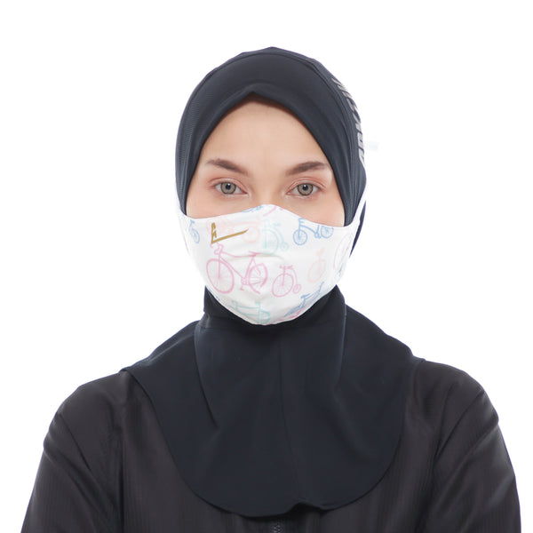 Play Wheels Mask (Mom)