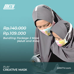 Bundling Play Creative Mask