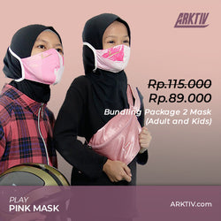 Bundling Play Pink Mask