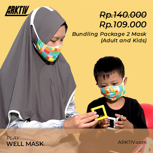 Bundling Play Well Mask