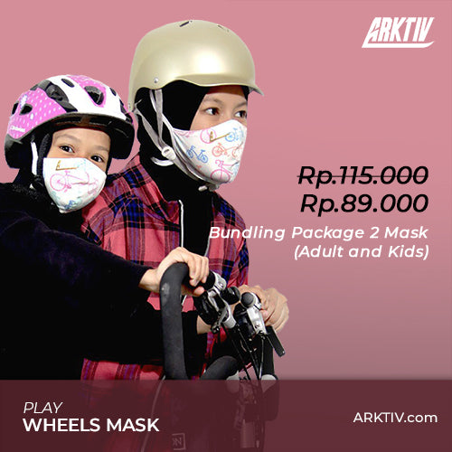 Bundling Play Wheels Mask