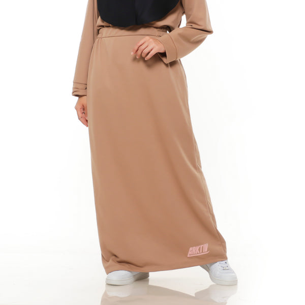 Everyday Skirt Brown