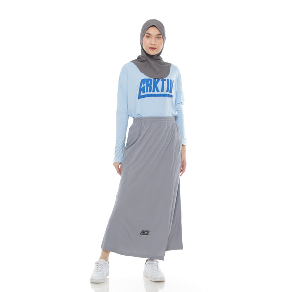 Pants Skirt Grey