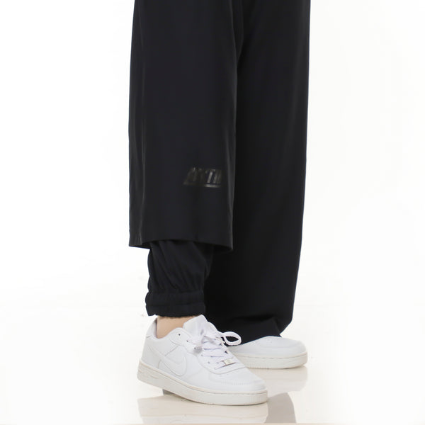 New Smart Pants Black