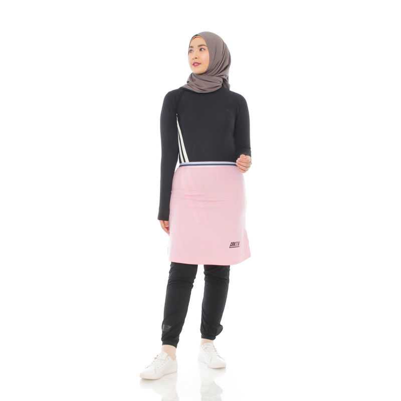 Outer Skirt Pink| Special Edition