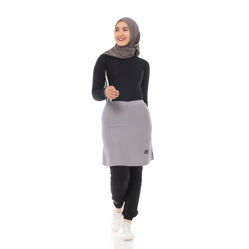 Outer Skirt Grey