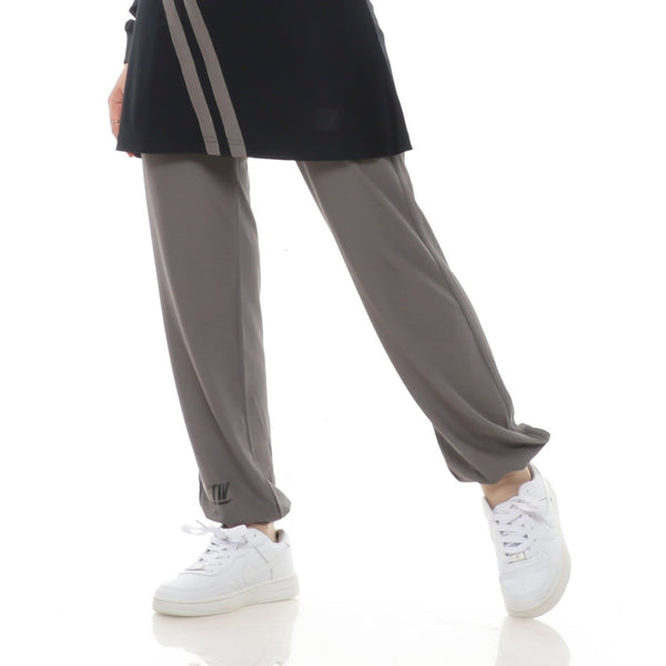 New Easy Pants Dark Grey