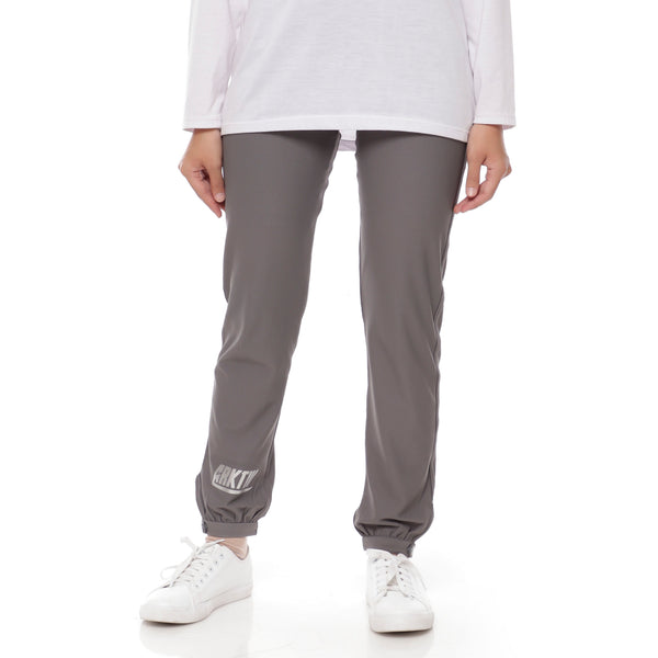 Easy Pants Dark Grey