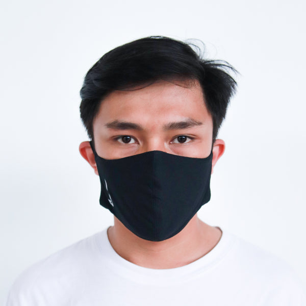 Flexible Sporty Mask Black (Man)