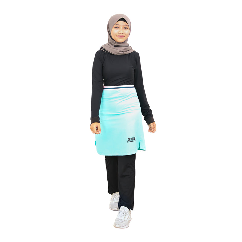 Outer Skirt Light Green| Special Edition