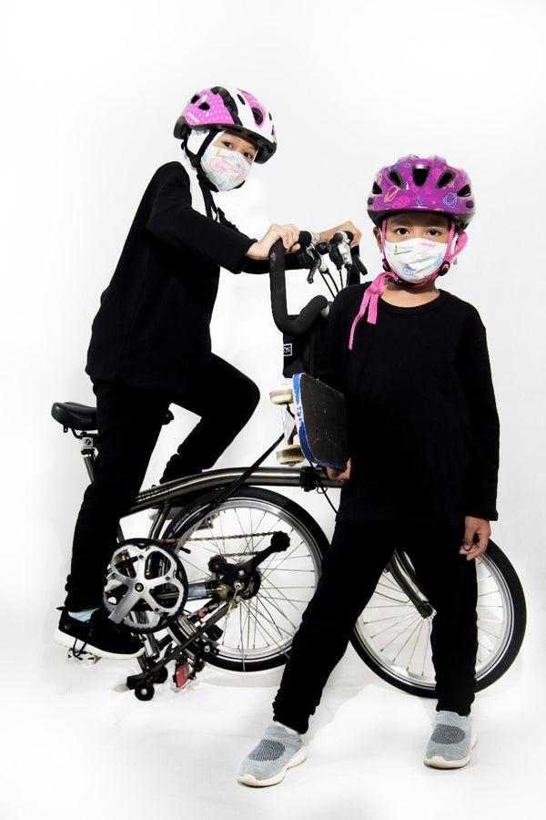 Play Wheels Mask (Kids)