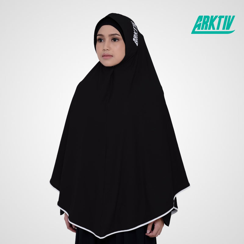 Energetic Elite Black | Hijab Sport