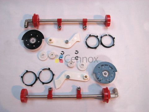 445-0704987 / ARIA 3 DOUBLE PICK - PICK LINE/CLUSTER GEARS KIT