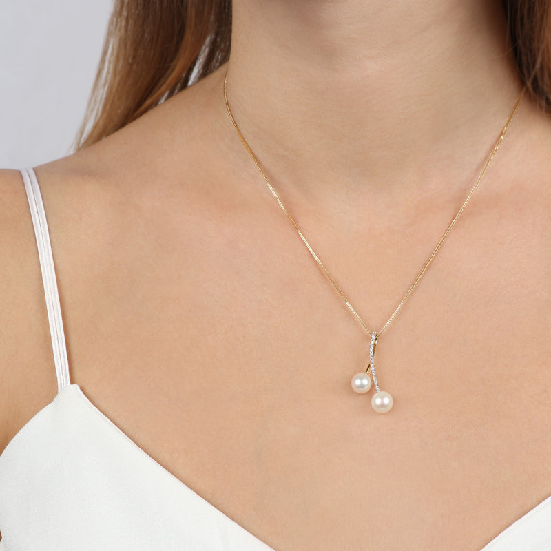 Pearl Promise Pendant