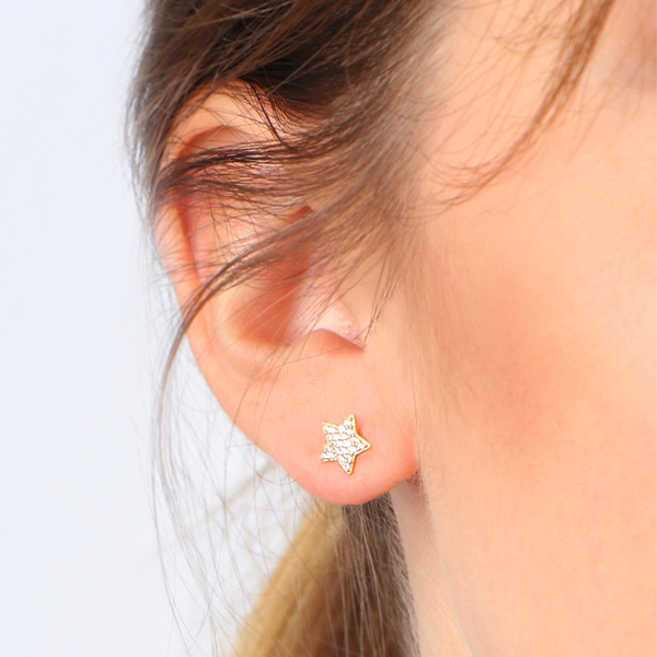 Carice Stud Earrings