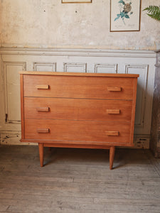 Commode vintage scandinave