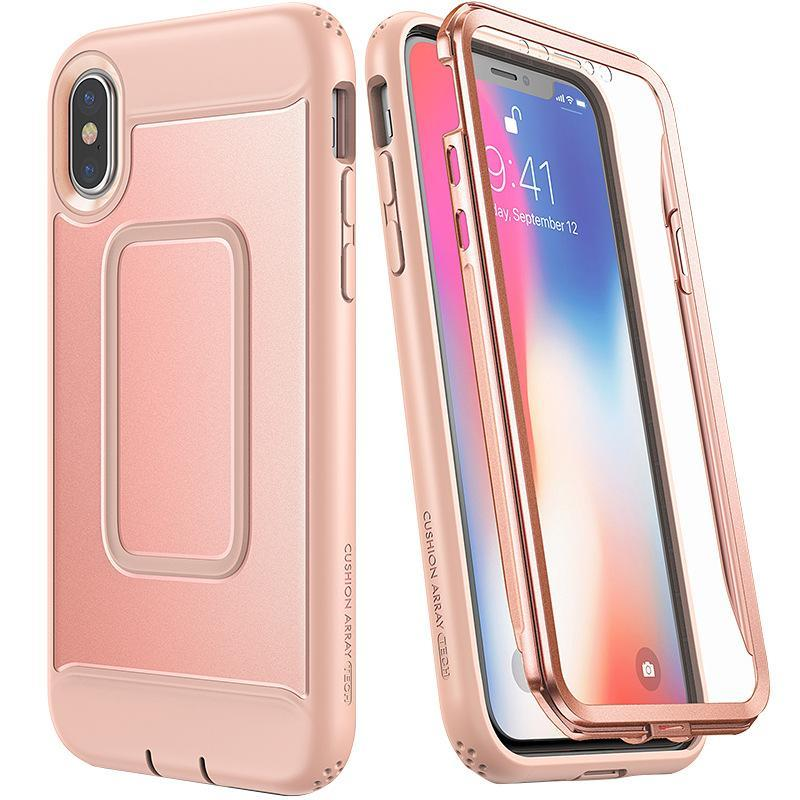 competitive price fd300 5415a YOUMAKER Case for iPhone X XS XR XS Max Heavy Duty Protection Shockproof  Slim Fit Cover