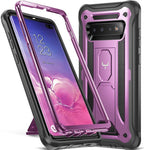 YOUMAKER FOR SAMSUNG S10 S10 Plus Heavy Duty Protection Full Body Shockproof Slim Fit Phone Cover