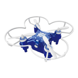FQ777-124 Pocket Drone 4CH 6Axis Gyro Mini RC Quadcopter With Switchable Controller RTF