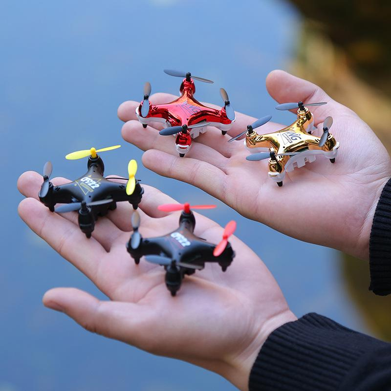 CF922 WiFi FPV Mini Pocket Drone With Camera 360°Flips Headless Mode Nano RC Quadcopter RTF
