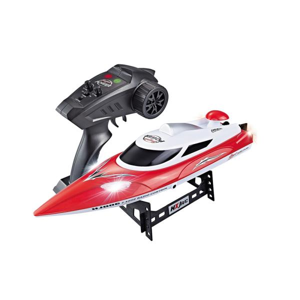 HJ806 Waterproof RC Boat High Speed 35km/h 200m Control Distance Fast Ship RC Racing Yacht With Cooling Water System