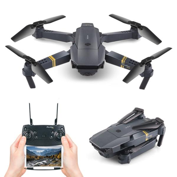FQ777-124 Pocket Drone 4CH 6Axis Gyro Mini RC Quadcopter With