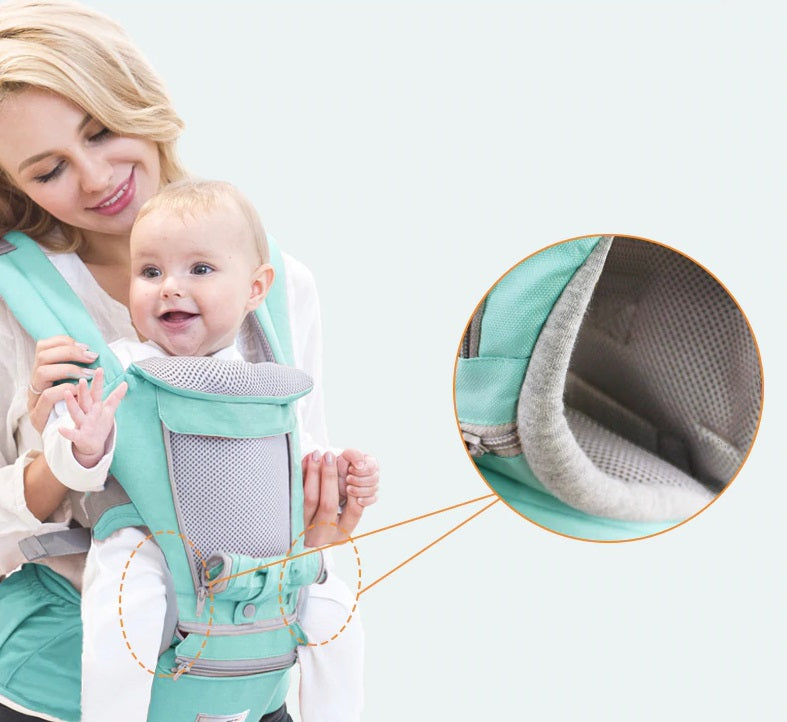 Baby Carrier Backpack Portable Infant  Baby Sling Carrier Wrap - Million Plaza