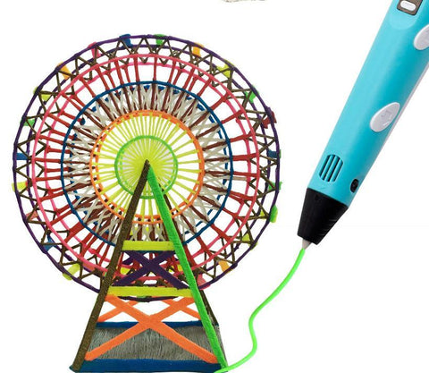 EIFFEL TOWER by 3d printing pen - Million Plaza