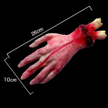 Load image into Gallery viewer, Horror Fake Bloody Hand Finger Leg Foot Brain Heart - Million Plaza