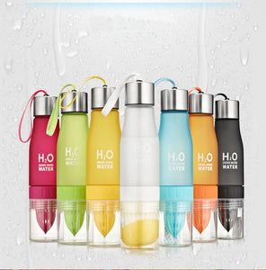 Fruit Infuser Water Bottle - Million Plaza