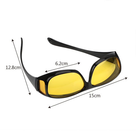 Night Vision Glasses For Driving | UV Protection Sunglasses | Size - Million Plaza