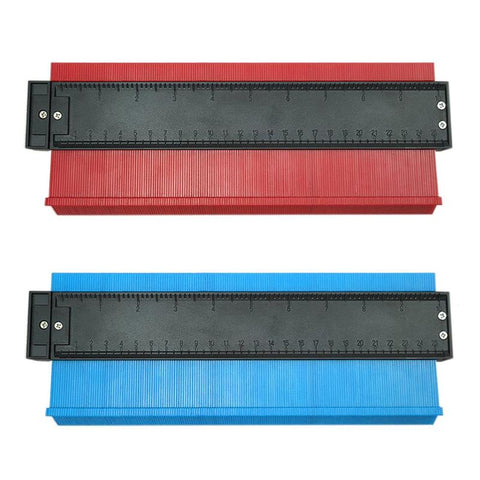 Plastic Gauge Contour Duplicator Red and Blue | Marking Tool