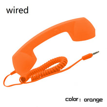 Load image into Gallery viewer, Wired & Wireless Retro Telephone Handset Receiver - Million Plaza