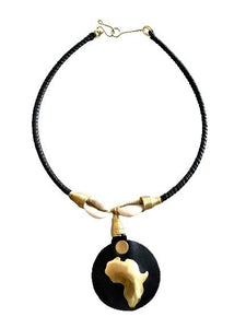 African pearl necklace - YLKgood