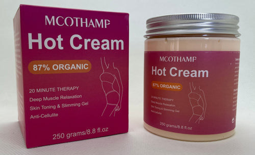 Anti-Cellulite Hot Cream - YLKgood