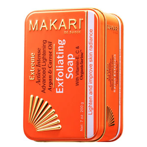 Makari Extreme Active Intense Exfoliating Soap - YLKgood
