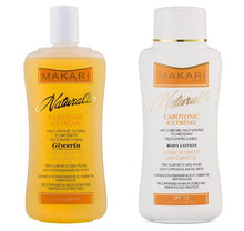 Upload the image to the gallery viewer, Makari Naturalle Carotonic Extreme Body Lotion & Glycerin - YLKgood