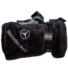 Mercedes-Benz Black Blanket