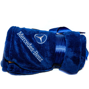 Mercedes-Benz Blue Blanket