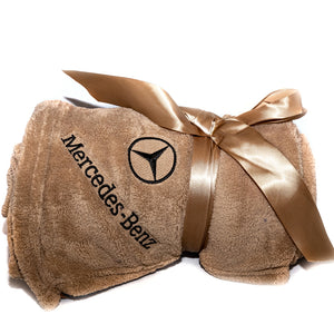 Mercedes-Benz Gold Blanket