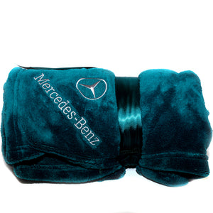 Mercedes-Benz Green Blanket